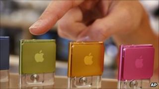 Apple iPods, AP