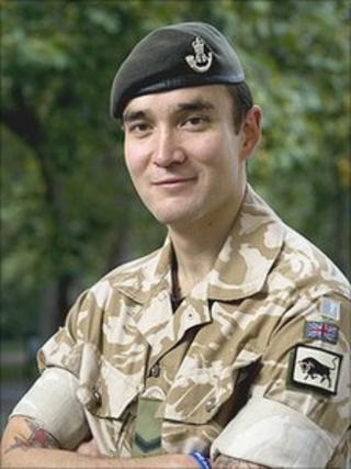 Lance Corporal James McKie