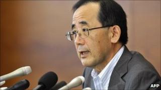 Bank of Japan (BOJ) Governor Masaaki Shirakawa