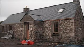 MacIssacs cottage