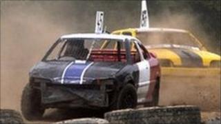 generic image of banger racing