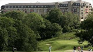 The Celtic Manor Resort