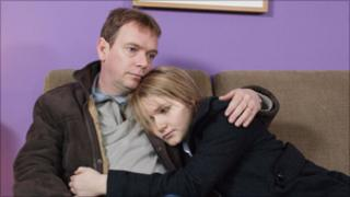 Adam Woodyatt and Melissa Suffield