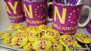 UKIP merchandise