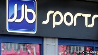 JJB Sports store