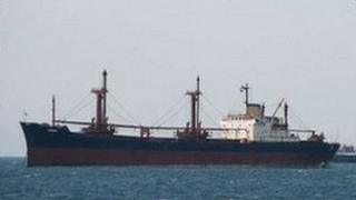 The captain of the MV QSM Dubai was killed as Puntland soldiers stormed the hijacked ship