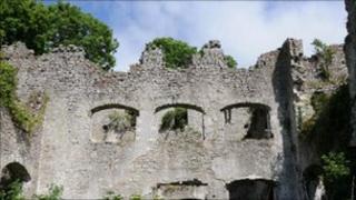 Llantwit Major Castle