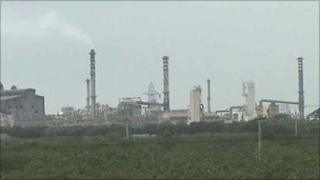 Sterlite Industries plant