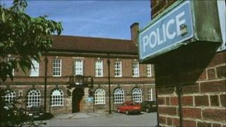 Harrogate Police Station