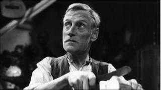 Comedy character Albert Steptoe