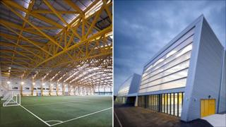 Ravenscraig Regional Sports facility