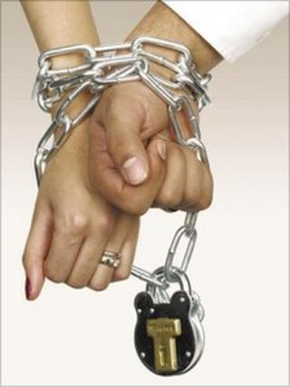 Forced marriage campaign image