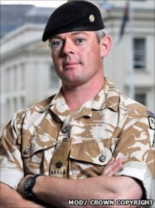 Major Patrick Reehal