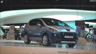 Peugeot 3008 Hybrid 4
