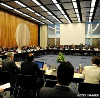 Climate talks, Geneva (Getty Images)