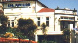Spa Pavilion Theatre in Felixstowe