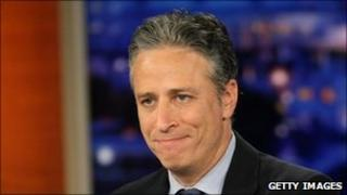 Jon Stewart, file pic