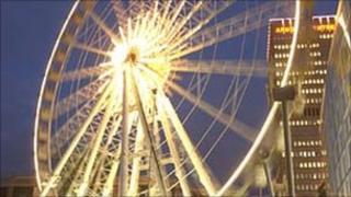 Manchester Big Wheel