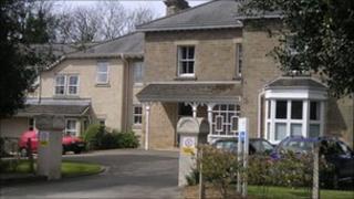 Harvey House in Lancaster