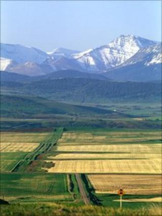 US farmland