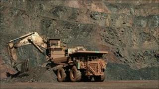 Australian mine