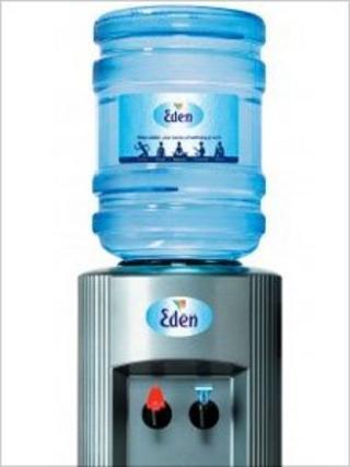 Eden Springs water cooler