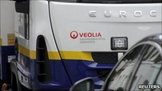 Veolia vehicle (generic)