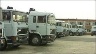 Lorries (generic)