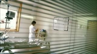 medical room generic. Pic by Science photo library