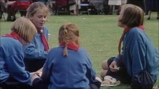 Girl guides - generic