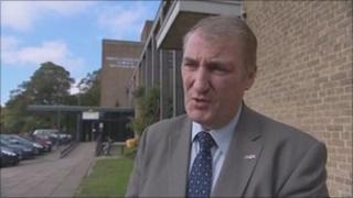 Councillor Mark Kirk