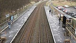 Workington North station