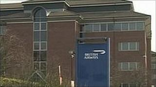 BA Call centre in Newcastle