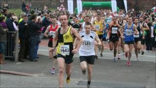 Great Cumbrian Run