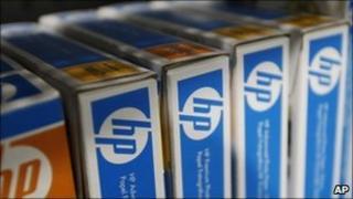 Packs of HP print paper