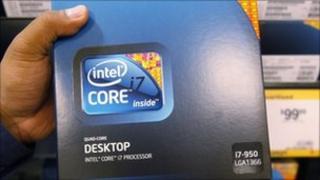 Intel product on sale
