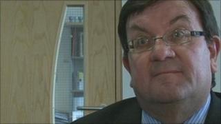Steve Broomhead, NWDA chief executive