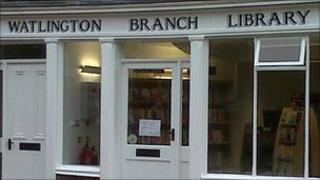 Watlington library