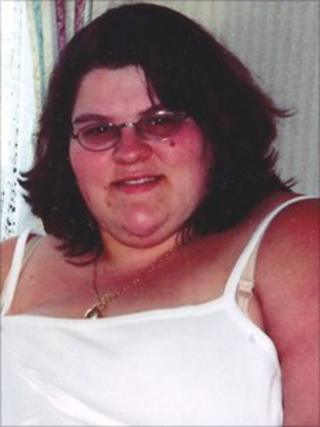 Amanda Taylor, who died following a tongue piercing