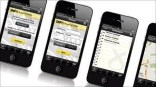 SNP iPhone app