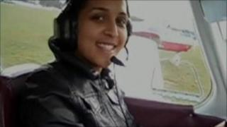Jaskinder Samra, a 21-year-old private pilot from Wolverhampton who died as a passenger in a plane crash in Georgia