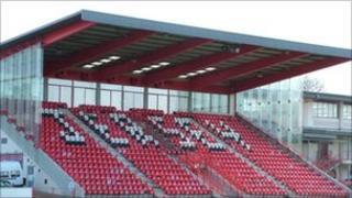 Springfield Stadium, St Helier