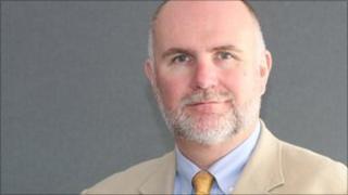 Dr Mark Porter of the British Medical Association.