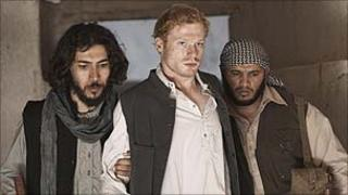 A scene from The Taking of Prince Harry