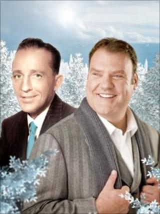 Bing Crosby and Bryn Terfel