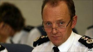 Sir Hugh Orde: Former Northern Ireland chief constable