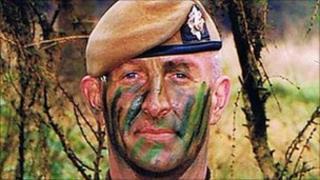 Lance Sergeant David Walker