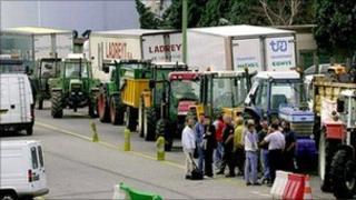 Fuel protests