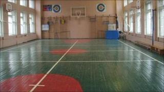 sports hall generic
