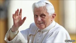 Pope Benedict, 20/10